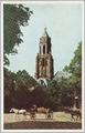 1417 Arnhem, Markt met Gr. Kerk, ca. 1920