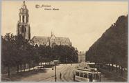 1418 Arnhem Groote Markt, ca. 1910