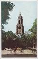 1421 Arnhem, Markt met Gr. Kerk, ca. 1910