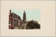 1426 Arnhem, Groote Markt, ca. 1915