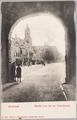 1457 Arnhem Markt van int de Sabelpoort, ca. 1910