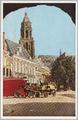 1458 Arnhem, Doorkijk Sabelspoort naar markt, ca. 1935