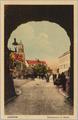 1460 Arnhem Sabelspoort en Markt, ca. 1925