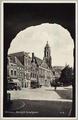 1463 Arnhem, Doorkijk Sabelspoort, 1933-08-23