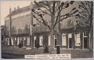 147 Arnhem Vriendelijke huisjes van het St.-Catharinahofje aan de Beekstraat, 1937-08-05