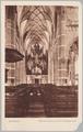 1505 Arnhem Interieur Groote of St. Eusebius Kerk, ca. 1910