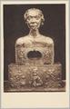 1513 Gedreven Zilveren Reliekhoofd, ca. 1910