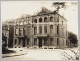1542 Hoek Kadestraat - Marktstraat, ca. 1910