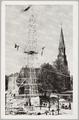 1666 Parijs in Arnhem Eifeltoren, 1950-08-22