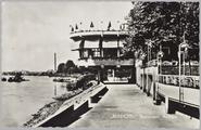 1764 Rjinhotel Restaurant, Arnhem, ca. 1950