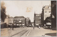 2371 Rijnstraat met Nieuwe plein, ca. 1910