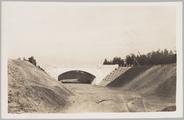 2449 Arnhem, Nieuwe brug Schelmscheweg, ca. 1920