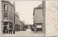 326 Arnhem, Cathrijnestraat en Velperpoort, 1904-11-24
