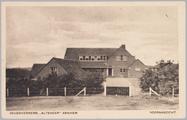 373 Jeugdherberg Alteveer Arnhem vooraanzicht, 1933-1938