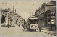 3915 Arnhem Stationsplein, 1911-1912