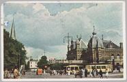 4369 Arnhem, Velperplein met Musis Sacrum, ca. 1930