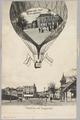 4456-0001 Groeten uit Arnhem: Velperplein met Roggestraat/ Velperplein met Binnensingel, ca. 1935