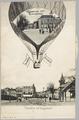 4456-0003 Groeten uit Arnhem: Velperplein met binnensingel/Velperplein met Roggestraat, ca. 1935