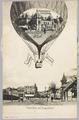 4456-0004 Groeten uit Arnhem: Concertgebouw Musis Sacrum/Velperplein met Roggestraat, ca. 1935