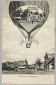 4457-0001 Groeten uit Arnhem: Concertgebouw Musis Sacrum/Velperplein met Roggestraat, ca. 1935