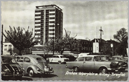 4500 Arnhem, Velperplein met Nillmij-Torenflat, 1950-01-01
