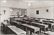4588 Insula Dei - Arnhem, Klas van de Kweekschool, ca. 1955