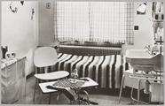 4590 Insula Dei - Arnhem Verpleeghuis Regina Pacis Eénpersoonskamer, ca. 1955