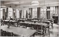 4592 Insula Dei - Arnhem Internaat Mariën Enk - Eetzaal, ca. 1955