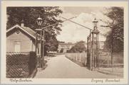 4646 Velp - Arnhem Ingang Bronbeek, ca. 1910