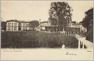 4658 Groeten uit Bronbeek Arnhem, ca. 1910