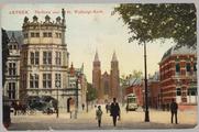 4901 Arnhem Stadhuis met St. Walburgs-Kerk, 1916-08-14