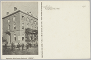 5065 POMONA Vegetarisch Hotel-Pension Restaurant, Willemsplein 6 Arnhem, ca. 1905