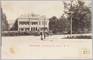 5095 Arnhem, Willemsplein met H.B.S., ca. 1905