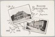 5113 Hoogere Burgerschool Arnhem, 5 jar. curs. Sept. 1866 - 1906, 1906-09-01