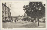 5121 Arnhem, Willemsplein, ca. 1930