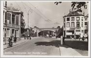 5126 Arnhem, Willemsplein met Zijpsche poort, ca. 1950