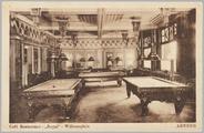5136 Café Restaurant - Royal - Willemsplein, ca. 1935