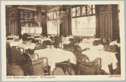 5137 Café Restaurant - Royal - Willemsplein, ca. 1935
