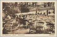 5138 Café Restaurant - Royal - Willemsplein, Arnhem, ca. 1935