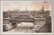 514 Arnhem, Hommelschepoort met Hommelstraat., ca. 1930