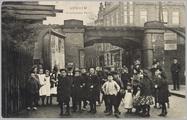 516 Arnhem, Hommelsche Poort, ca. 1920