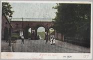 5208 Arnhem, drie Poorten, ca. 1900