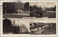 5375 Theeschenkerij Sonsbeek, Waterwerken Bothaplein, Groote Kerk, Alteveer, 1938-08-18
