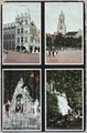 5377 Stadhuis, Bedriegertjes bij Kasteel Rosendaal, Sonsbeekpark, 1905-09-04
