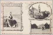 5421 De Groeten uit Arnhem, ca. 1920
