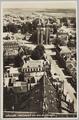 5549 Arnhem, Panorama St. Walburgkerk, ca. 1920