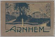 5590-0001 Voorzijde prentbriefkaarten boekje, ca. 1920