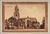 5592-0001 Groote Kerk, ca. 1920