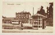 5593-0011 Stationsplein Arnhem, ca. 1920