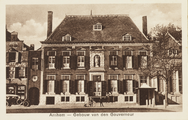 5595-0003 Arnhem - Gebouw van den Gouverneur, ca. 1920